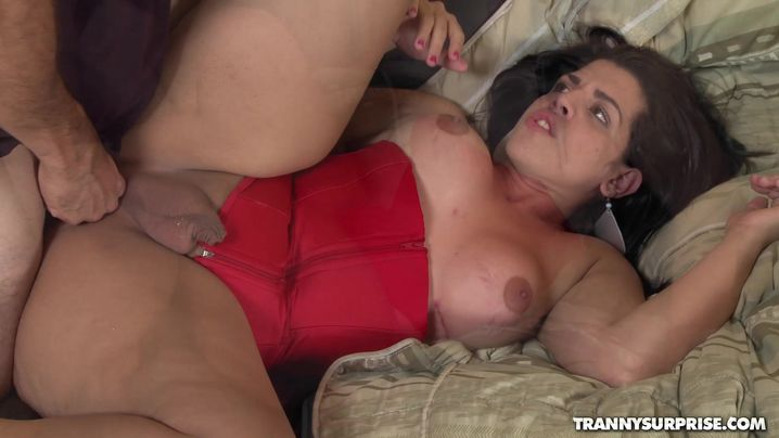 Wonderful Fernanda Castro asked for hard cock in his wazoo and so he gets one